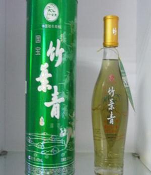 38度 国宝竹叶青酒价格查询