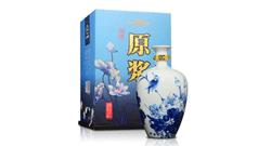 52°汾酒青花典藏原浆价格图片