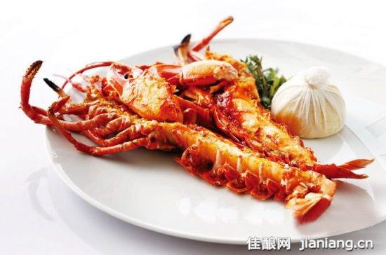 名贵海鲜龙虾的饕餮盛宴(2)