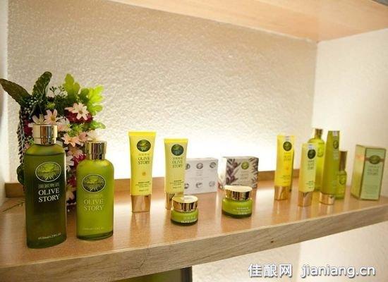 橄榄油护肤品