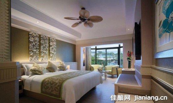 圣陶沙香格里拉酒店:享受天地合一的自然和谐