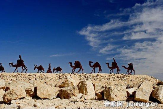 葫芦丝天边的骆驼歌谱展示