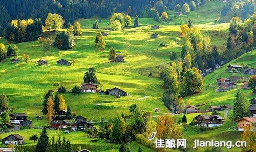世界上最美的风景画