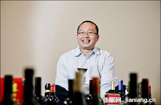 酒仙网CEO郝鸿峰