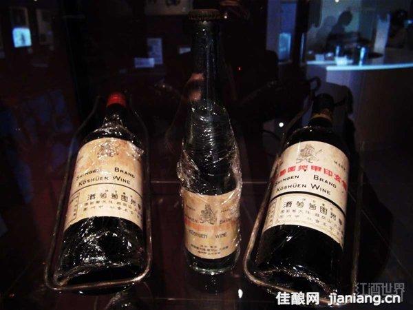 红酒过橡木桶的标志
