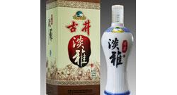 古井淡雅酒价格图片