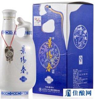 景阳春酒的历史起源