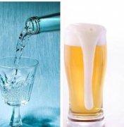 啤酒也应季受冷 白酒业