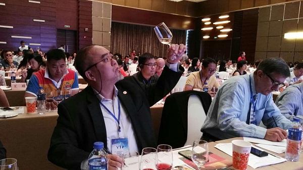 中美葡萄酒教育论坛今日在银川举办