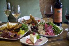 葡萄酒和美食的搭配