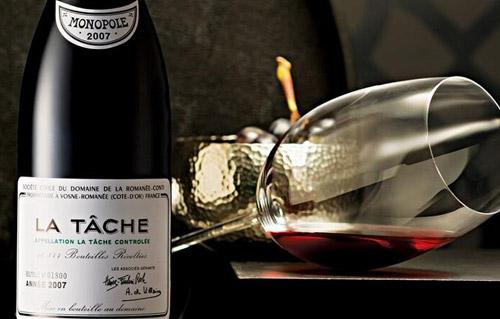勃艮第葡萄酒去年对香港出口额增长64.7%