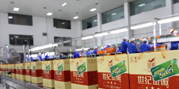 金徽正能量酒荣获中国健康白酒新锐品牌