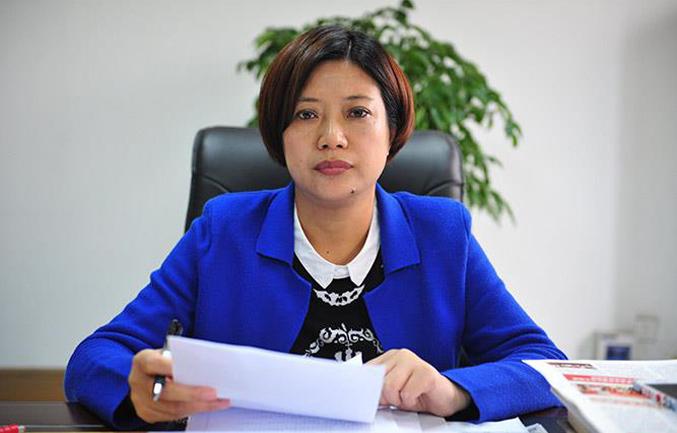 建厂60载 郎酒厂公司迎来首位女总经理