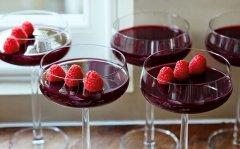 红酒果冻 降温消暑的绝美甜品