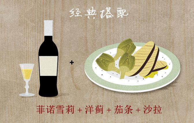 葡萄酒也能搭配开胃菜?