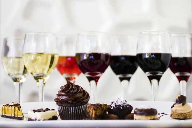甜点如何搭配美酒?