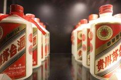20万瓶茅台酒被拦截囤积 黄牛围攻茅台电