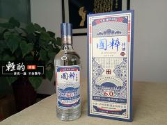 国粹特曲60酒测评:醇