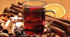冬日尝鲜:香料热葡萄