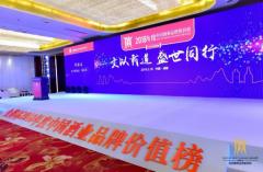 2018年度中国酒业品牌