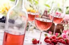 桃红葡萄酒该怎么配餐