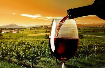 中秋节快到了。葡萄酒经销商正在寻找商品。