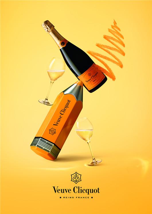 画出你的彩色夏天 凯歌香槟Colorama幻彩画笔特别